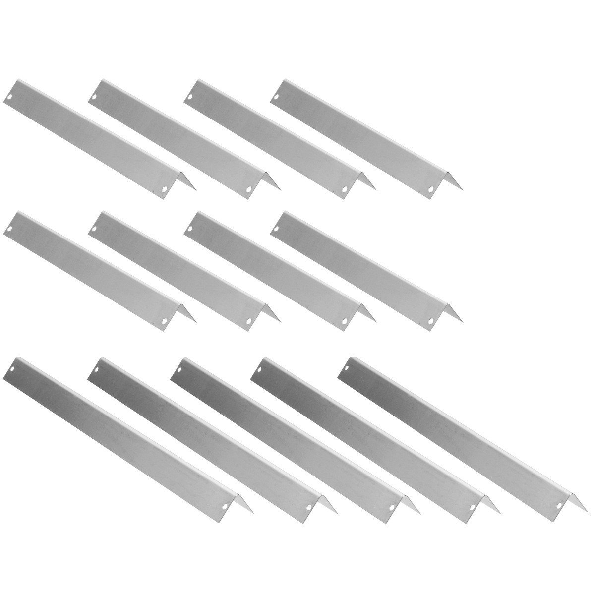 Replacement Stainless Steel Weber Flavorizer Bars 7538, 9814