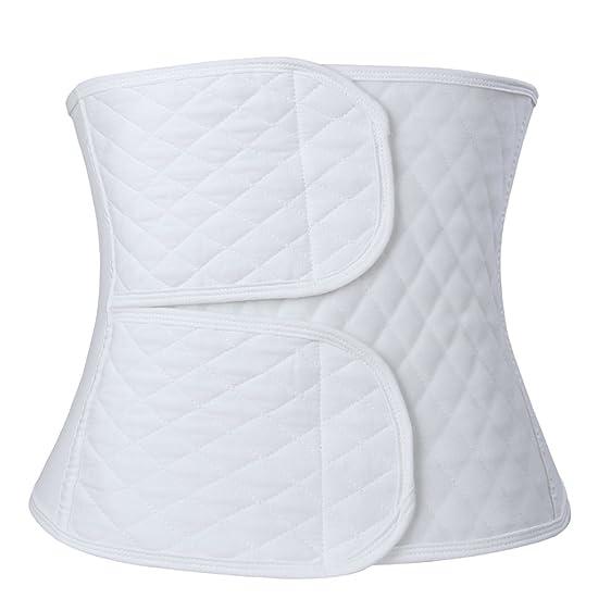 Paz Wean Postpartum Belly Wrap Binder Girdle C Section Recovery Belt