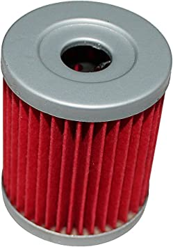 OIL FILTER FITS SUZUKI LTF4WDX LT-F4WDX King Quad 300 1991-1996 1997 1998 3-PACK