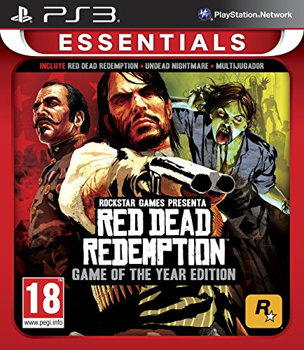 Red Dead Redemption – Game Of The Year Edition – Essentials
