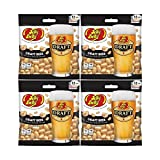 Jelly Belly Draft Beer Jelly Beans, 3.5 oz Bag (Pack of 4)