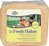 Manna Pro Fresh Flakes Poultry Bedding, 12-Pounds