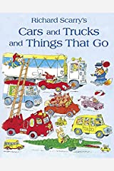 Cars and Trucks and Things that Go Paperback