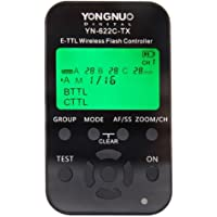 Yongnuo YN-622c-TX LCD sans fil E-TTL contrôleur de flash pour Canon LF467