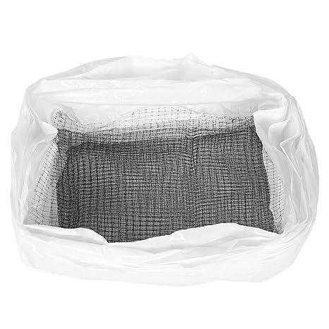 Pssopp 10 Caja de Arena para Gatos Forros Súper Fuerte Bolsa de Arena para Gato Cachorro