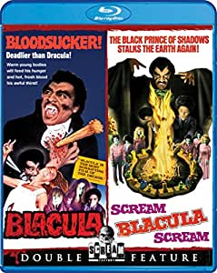 Blacula / Scream Blacula Scream [Blu-ray]