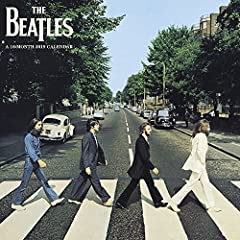 No other band has come close to the success and enduring popularity of The Beatles. Fans can enjoy an entire year of Fab Four photos in this 2019 calendar.Features a full-sized planning grid. Printed on a glossy paper stock suitable for pen a...