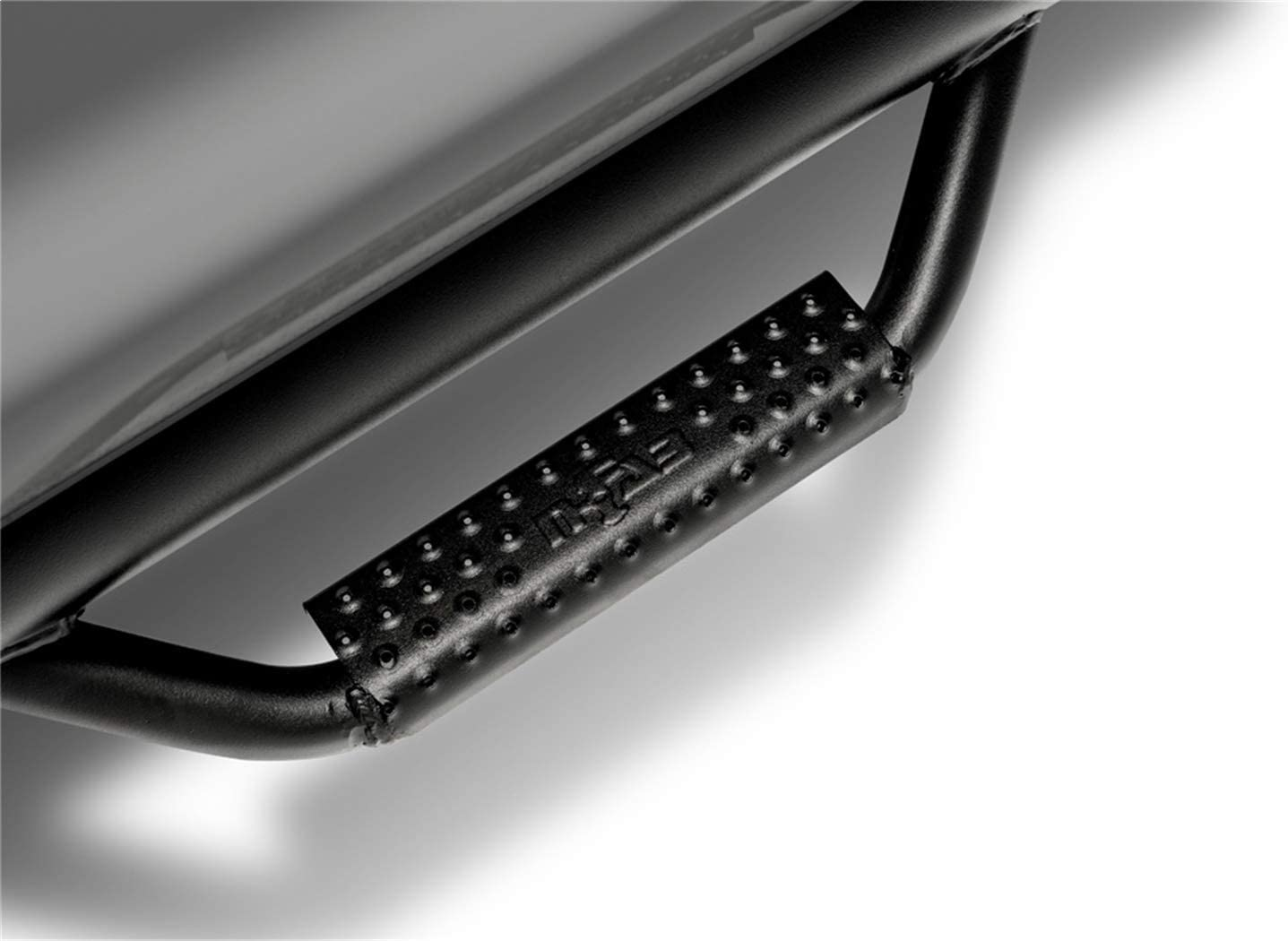 N-FAB C9973QC-TX Textured Black Nerf Step; Cab Length Chevy-GMC 2500 3500 Extended Cab All Beds 99-06