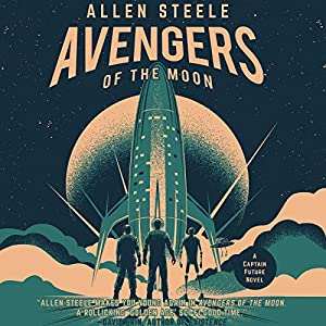 Avengers of the Moon Hörbuch