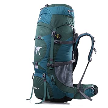 Topsky® 70L Outdoor Hiking Climbing Camping Backpack Professional ...