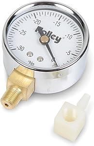 Holley Vacuum Gauge