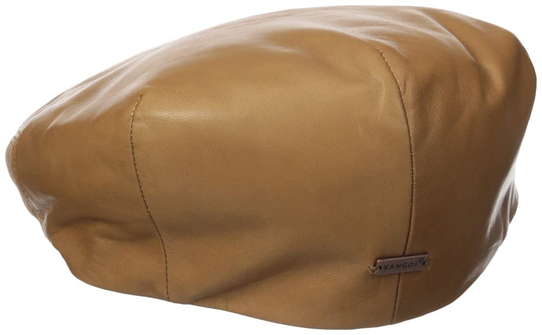 56471ba1 Kangol Men's Heritage Collection Luxurious Italian Leather Cap at Amazon  Men's Clothing store: