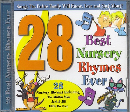 28 Best Nursery Rhymes Ever (The Best Rhymes Ever)