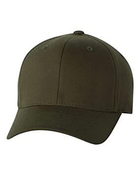 5c048771 6277 Flexfit Wooly Combed Twill Baseball Cap