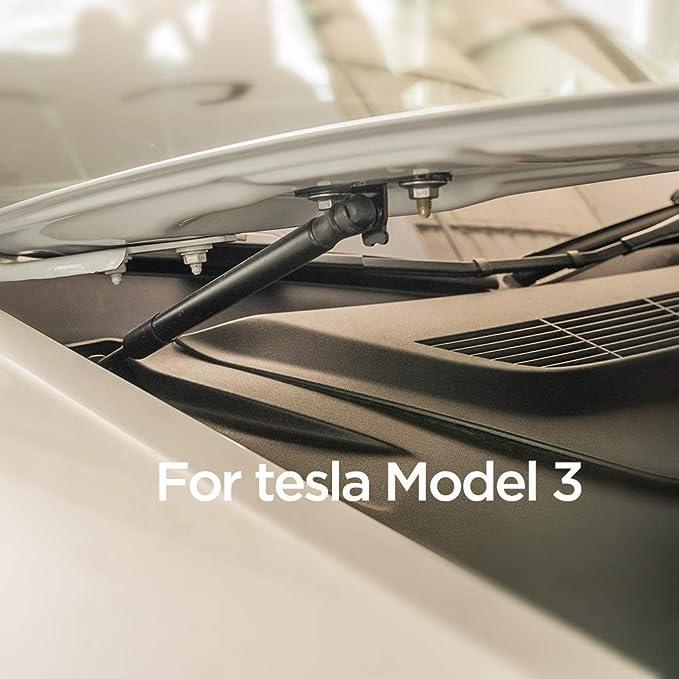 Alician - Soporte para capó delantero para Tesla modelo 3 ...