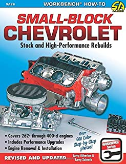 David Vizard's How to Build Max-Performance Chevy Small