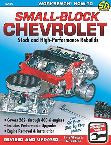 t: Stock and High-Performance Rebuilds (Workbench How-to) (Chevrolet Small Block)