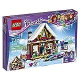 LEGO Friends Snow Resort Chalet Building Kit, 402 Piece