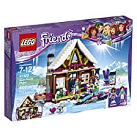LEGO Friends Snow Resort Chalet 41323 Building Kit (402 Piece)