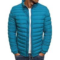 MisFox Down Jacket para Hombre Lightweight Compressible Chaquetas Acolchadas Waterproof Breathable Plumón Ropa con…