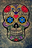 Sugar Skull Journal: 160 Page Lined Journal/Notebook