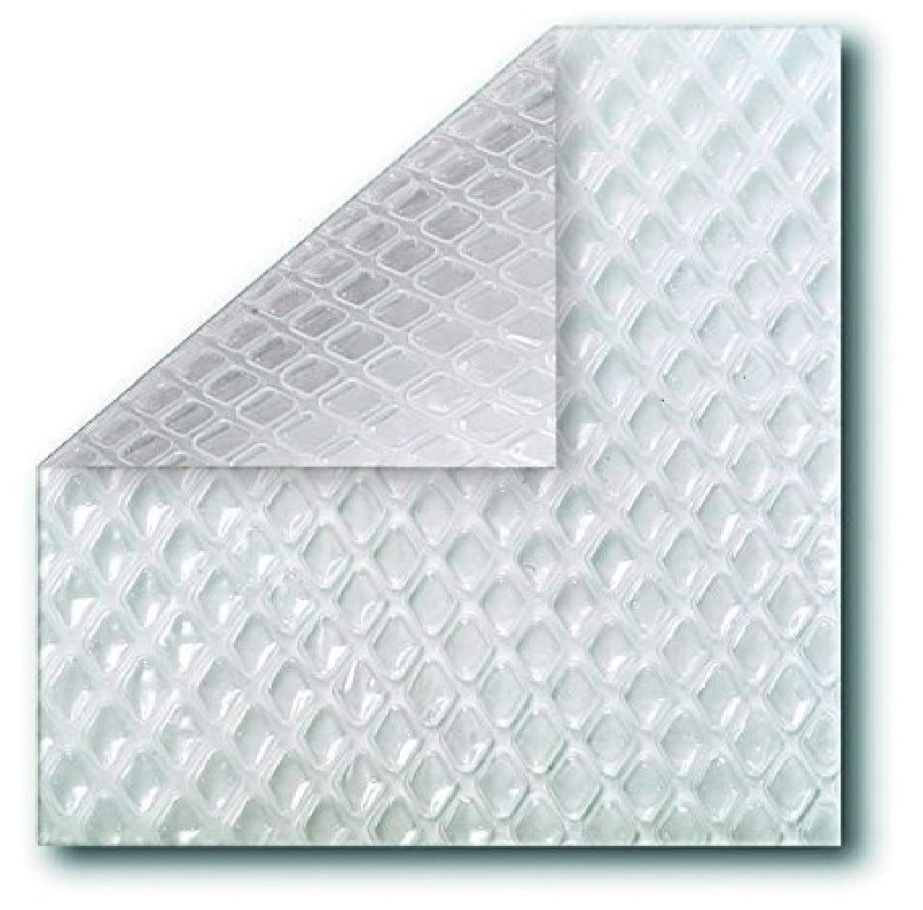 Pool cover #3: Midwest Diamond Clear Solar Canvas
