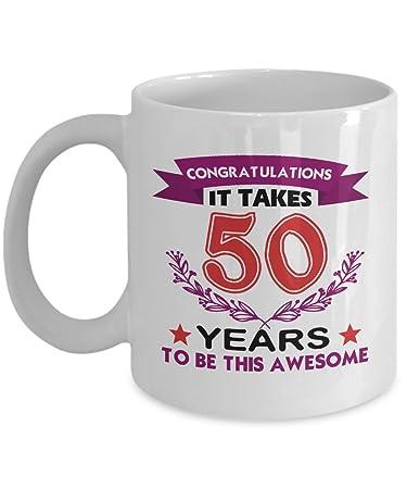 Amazon.com: Enhorabuena que tarda 50 años en ser este ...