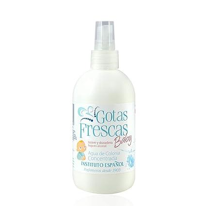 Instituto Español Gotas Frescas Baby agua de colonia 250 ml