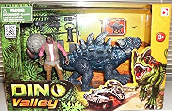 Chap Mei Dino Valley Dinosaure Playset