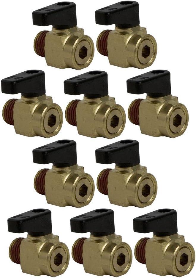 9047062 Bostitch CAP2000P Compressor Replacement Tap Ball Valve 2