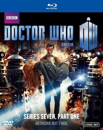 Doctor Who: Series Seven - Part One Edizione: Stati Uniti Reino Unido Blu- ray: Amazon.es: Doctor Who: Cine y Series TV