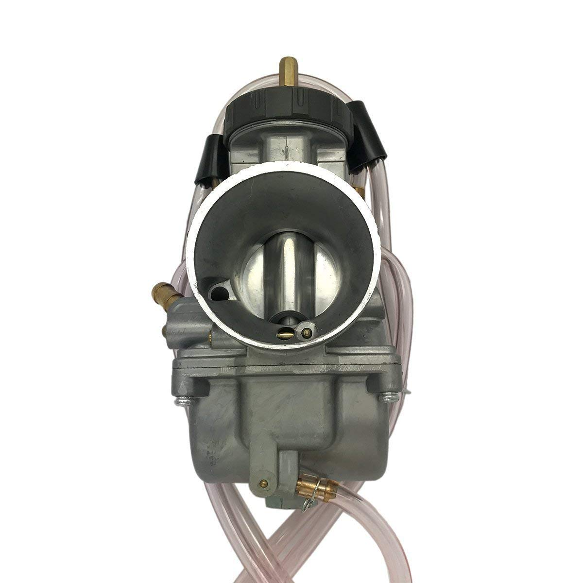 Annpee PWK35 Air Strike 35mm PWK Carburetor for Kawasaki KDX200 Banshee YFZ350 with 35mm bore Size carb KEIHIN 016.150