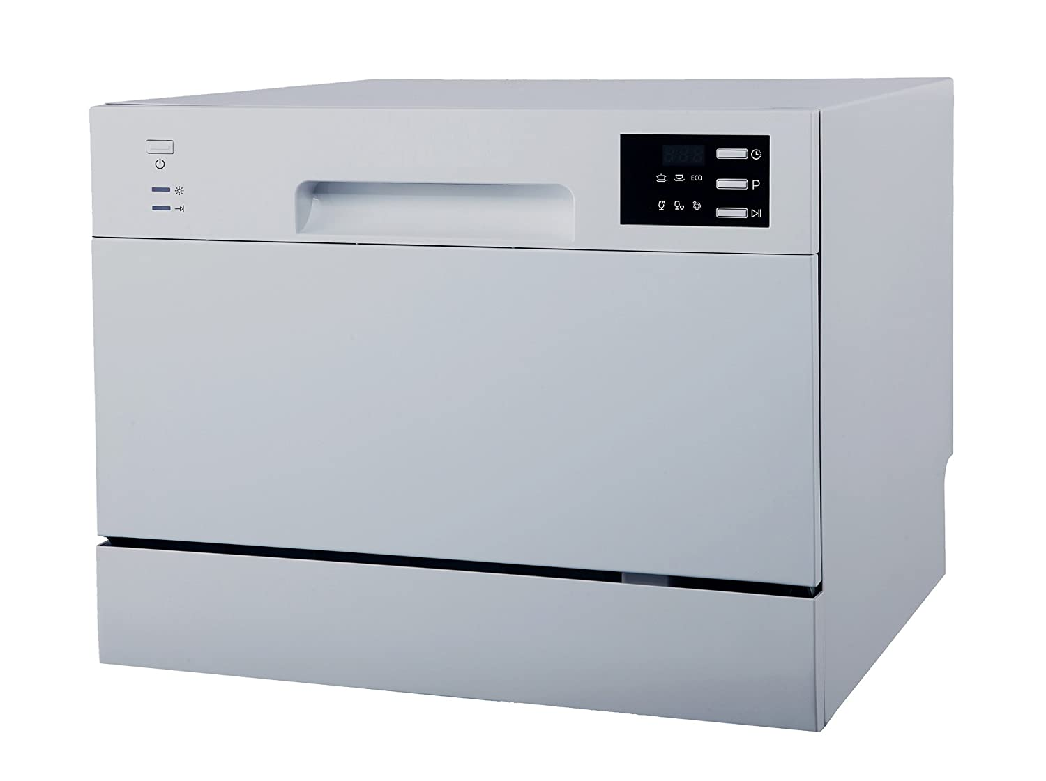 Amazon.com: SPT SD-2225DS Countertop Dishwasher with Delay Start ...