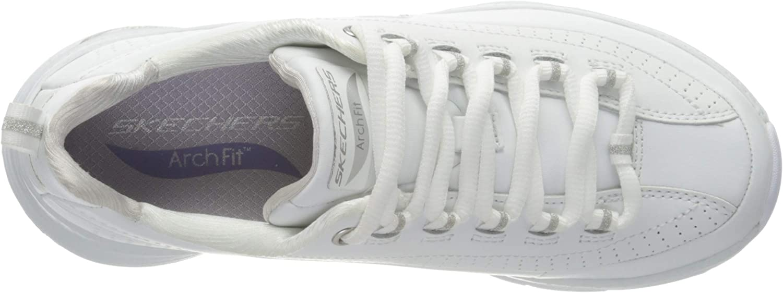 Skechers ARCH FIT CITI DRIVE voor dames Sneaker Kleur: wit