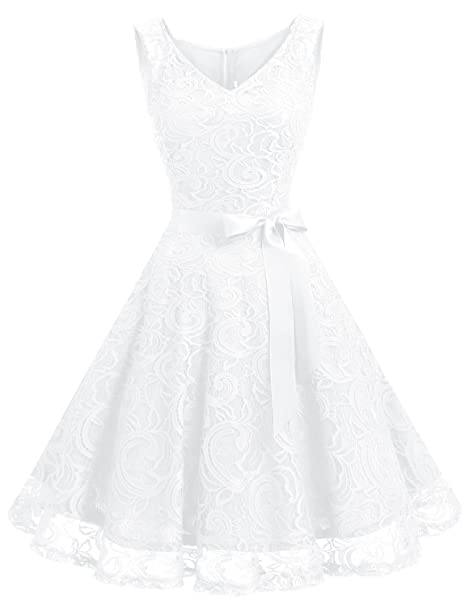 Review Dressystar Women Floral Lace