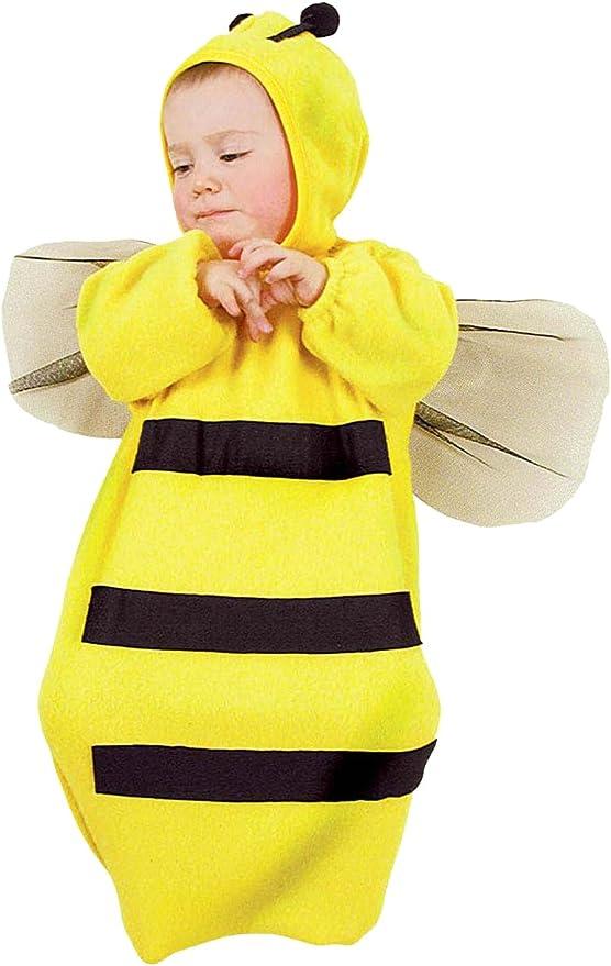 WIDMANN Desconocido Disfraz de abeja para bebé: Amazon.es ...