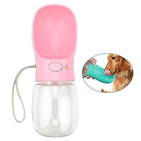 G-Hawk Botella de Agua portátil para Mascotas, dispensador de Agua para Mascotas,