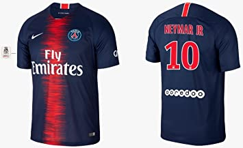 many styles wide range sale uk Trikot Herren Paris Saint-Germain 2018-2019 Home L1 - Neymar ...
