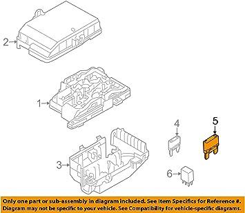 Amazon Com Kia Fuse 150a Main Automotive