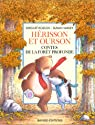 Hérisson et Ourson, Contes de la forêt profonde par Kozlov