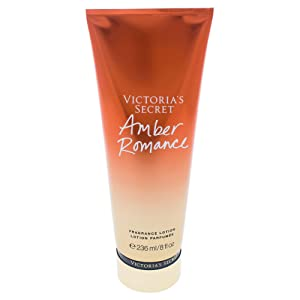 Victoria's Secret Amber Romance Fragrance Lotion By Victorias Secret for Women - 8 Oz Body Lotion, 8 Oz