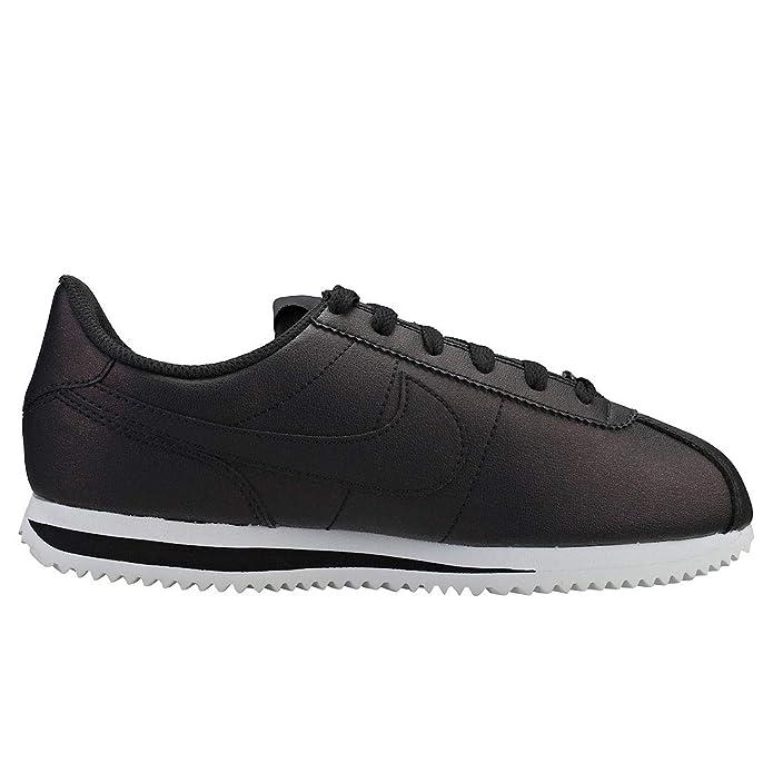 best service dba32 c891c Nike Cortez Basic SL SS (GS), Chaussures de Fitness Femme  Amazon.fr   Chaussures et Sacs