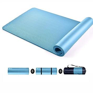 HBMAT Esterilla Yoga Antideslizante,Colchoneta de Yoga con ...