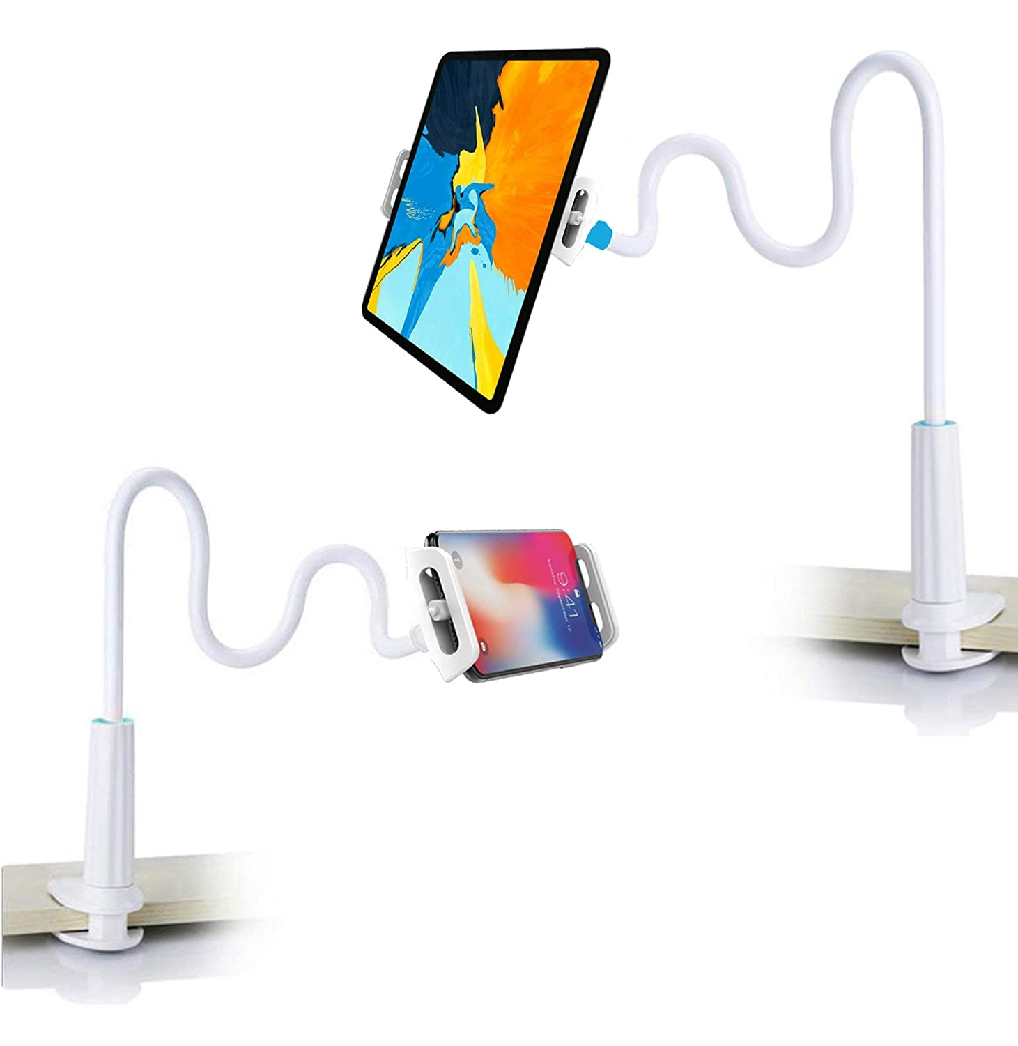 Universal Mobile Phone Holder and Tablet Holder with 360° Rotation