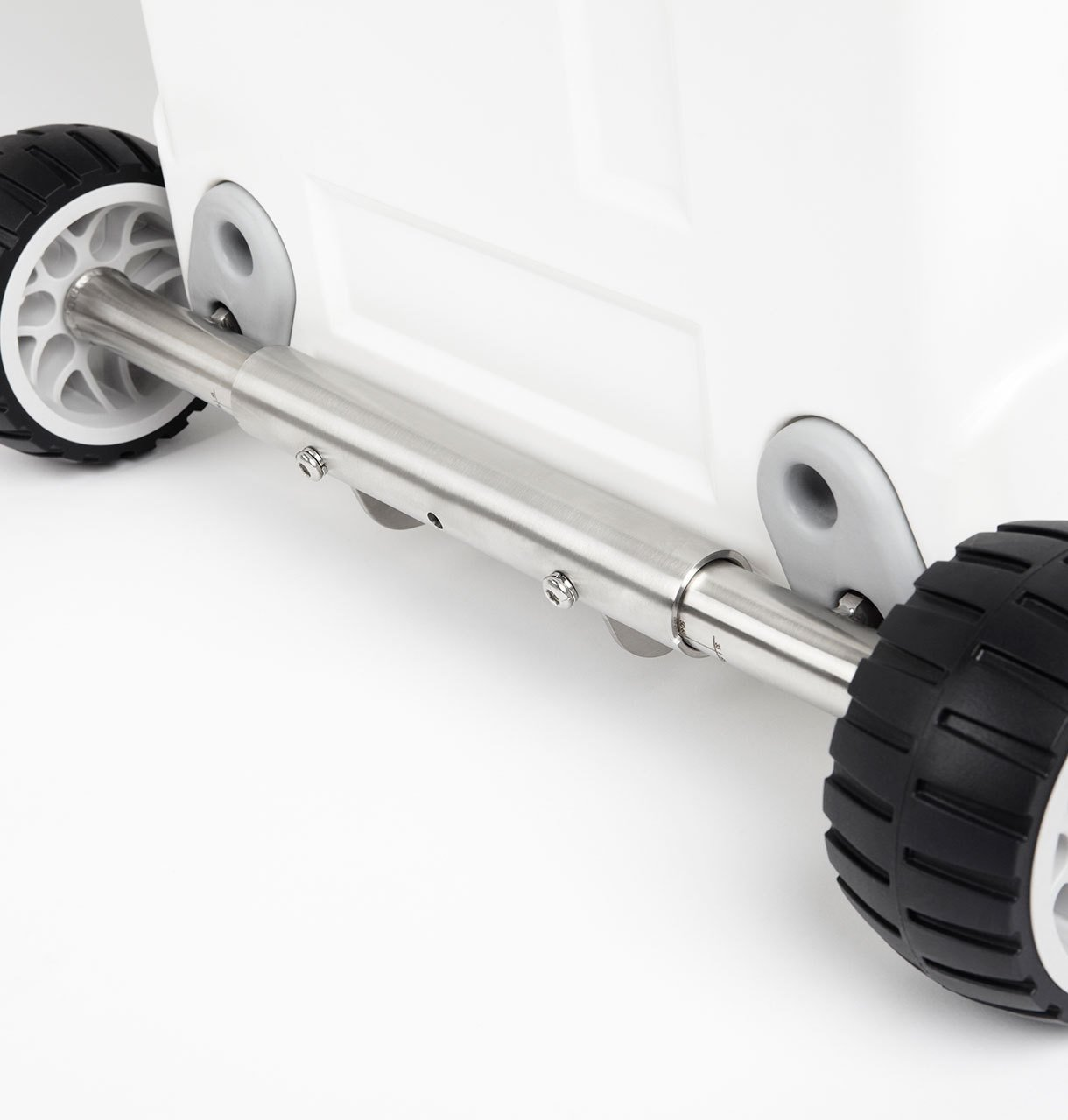 Badger Wheels - Single Axle for Yeti Tundra 35-160 by Badger Wheels (Image #3)