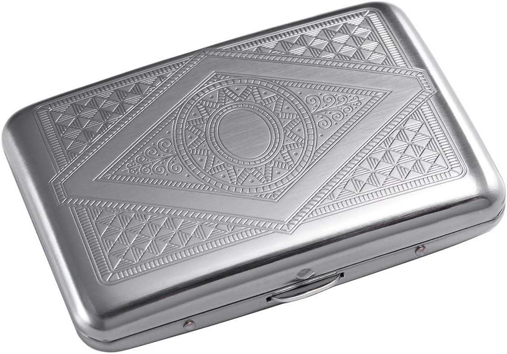 AAA Metal ID Credit Card Holder RFID Protector Aluminum Wallet Card Case