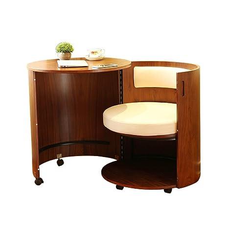 SDMH Creative Rimovibile in Legno massello scrivania, Camera da ...