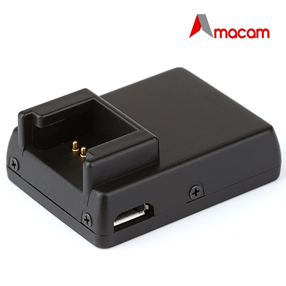 Amacam On Dash Cam AM-LM86 Replacement GPS Low Profile Mount for The AM-M86 Dash Camera AM-LM88