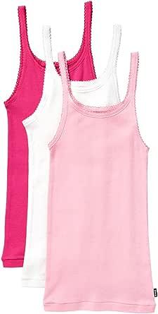 Bonds Girls Underwear Cotton Teena Singlet (3 Pack)