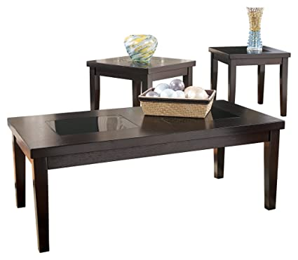 Amazon.com: Ashley Furniture Signature Design - Denja Occasional ...
